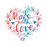 Made with Love Stock Photography