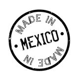 Made In Mexico rubber stamp Royalty Free Stock Photos