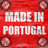 Made in portugal Stock Photo