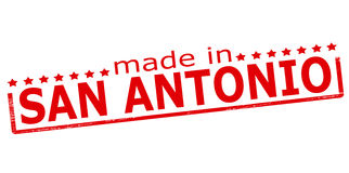 Made in San Antonio Stock Photos