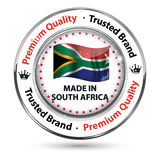 Made in South Africa, Premium quality Royalty Free Stock Photos