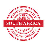 Made in South Africa. Trusted brand, Premium quality Royalty Free Stock Images