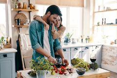 Free Made To Love Each Other. Royalty Free Stock Photo - 144299755