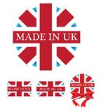 Made in UK Collection Stock Photos