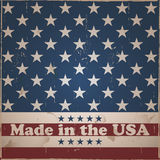 Made in the USA Royalty Free Stock Photos