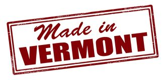 Made in Vermont Stock Images