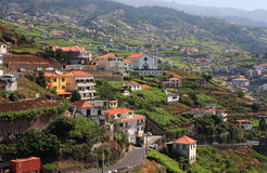 Madeira. Island of Madeira in Portugal Royalty Free Stock Image