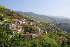 Madeira. Island of Madeira in Portugal Stock Image
