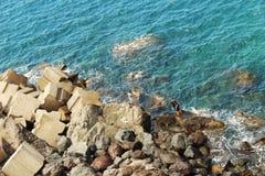Madeira atlantic ocean Stock Image
