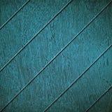 Madeira azul do grunge Foto de Stock Royalty Free