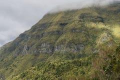 Madeira-Berge Stockfotografie