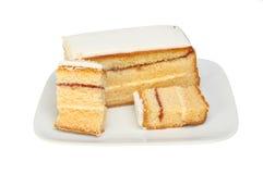 Madeira Cake Royalty Free Stock Image