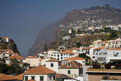 Madeira - Camara de Lobos stock photography