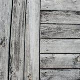 Madeira cinzenta Fotografia de Stock