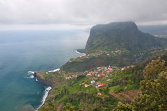 Madeira coast Royalty Free Stock Image