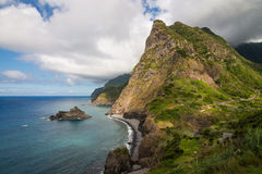 Madeira coastal view Stock Photos