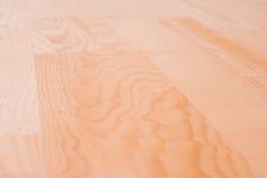 Madeira colada textura Imagens de Stock