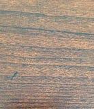 Madeira com grão escura Imagem de Stock