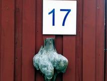 Madeira da arte fotos de stock royalty free