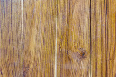 Madeira da teca Fotografia de Stock Royalty Free