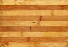Madeira de bambu textura realística riscada da foto da placa Fundo listrado morno para seu projeto Fotografia de Stock