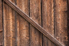 Madeira de pinho velha foto de stock