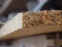 Madeira de Sengon Imagens de Stock