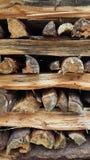 Madeira desbastada Fotografia de Stock Royalty Free