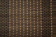 Madeira do bambu da textura Fotos de Stock Royalty Free