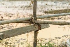 Madeira do fio Fotografia de Stock