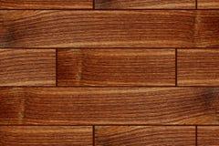 A madeira do grunge de Brown telha o fundo abstrato da textura Foto de Stock