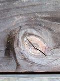Madeira do nó Imagens de Stock