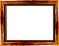 Madeira do quadro imagens de stock