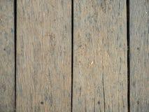 Madeira do vintage da textura do fundo connosco e furos de prego Foto de Stock Royalty Free