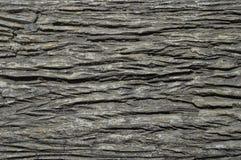 Madeira feita do cimento Foto de Stock Royalty Free