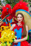 Madeira Flower Festival 2015, Portugal Royalty Free Stock Image