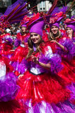 Madeira Flower Festival 2013 Royalty Free Stock Image