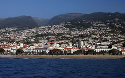 Madeira, Funchal Royalty Free Stock Photos