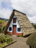 Madeira-Häuschen Stockfotos