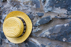 Madeira hat Royalty Free Stock Image