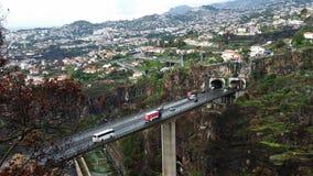 Madeira Highway Royalty Free Stock Photos