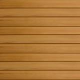 Madeira horizontal da placa Imagem de Stock Royalty Free