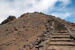 Madeira Island. Pico do Arieiro in Madeira Island, Portugal Stock Photography