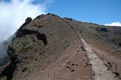 Madeira Island. Pico do Arieiro in Madeira Island, Portugal Stock Photo