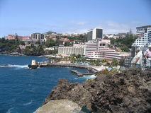 madeira island royalty free stock photos