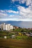 Madeira island coastline Royalty Free Stock Image