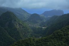 Madeira - island of eternal spring Royalty Free Stock Photography