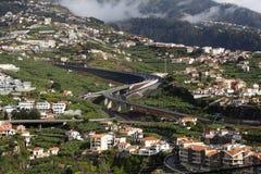 Madeira Island Landscape Stock Image