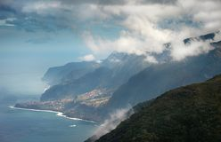 Madeira Island,Portugal Royalty Free Stock Image