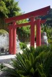 Madeira - Japanese torii gate